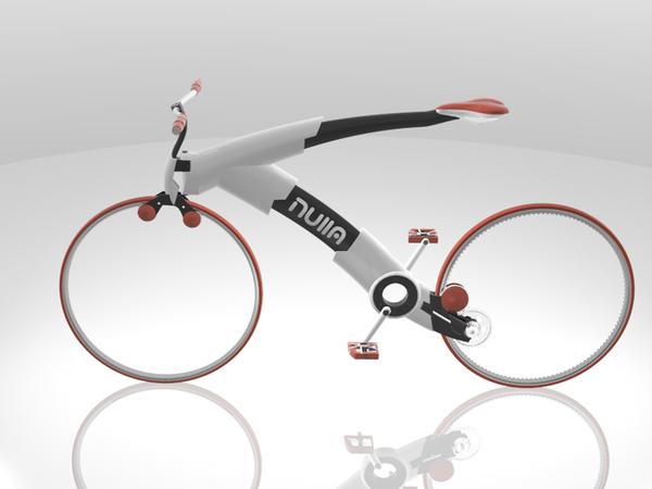 Bradford Waugh Nulla Design Bike