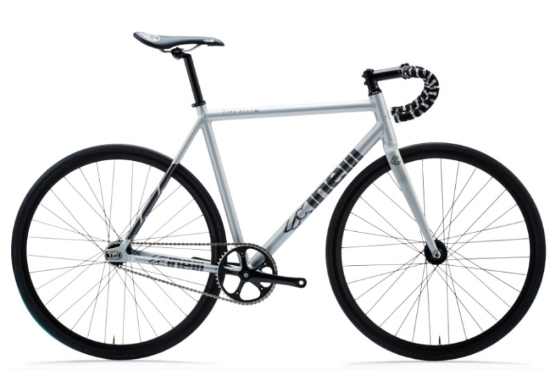 CINELLI Tipo Pista Fixie in silber