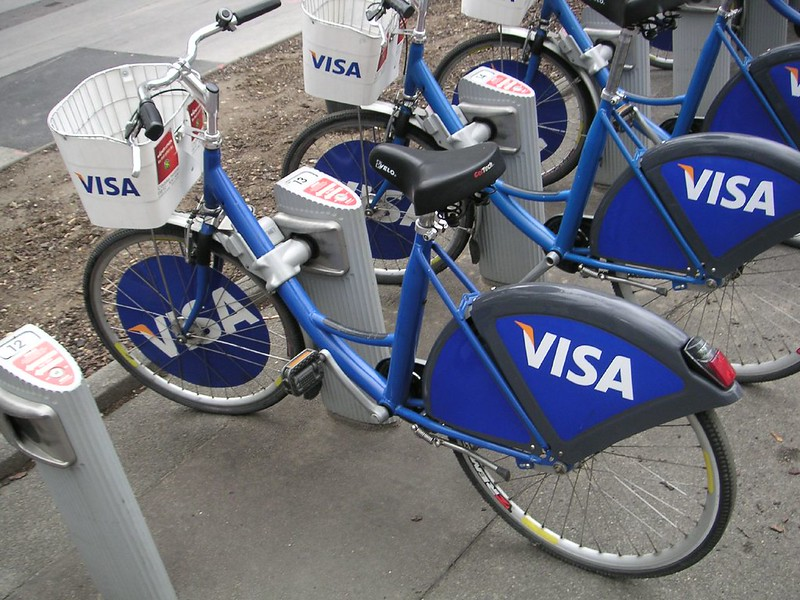 Citybike System Räder in Wien: gratis und überall verfügbar