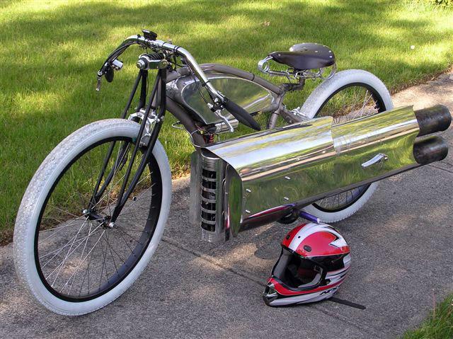 Jet-Bike von Bob Maddox