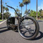 Elektrisches Cruiser-Fahrrad von Marrs