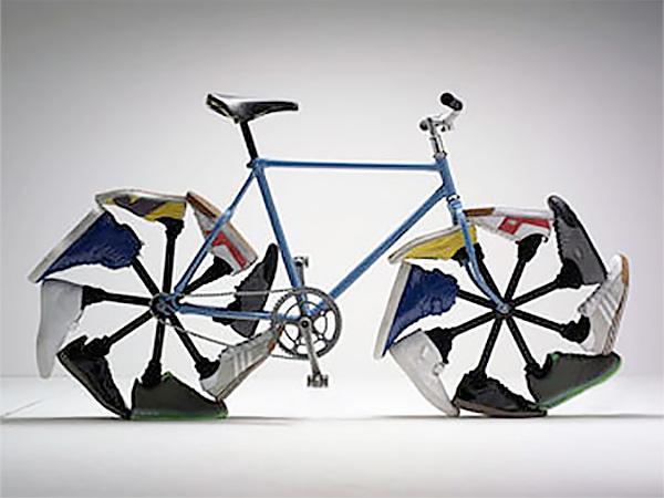 Walking Bike von Max Knight Design