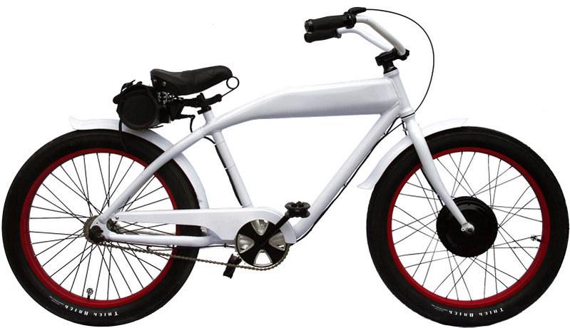 Custom Ccuiser V2 von Elektrobiker