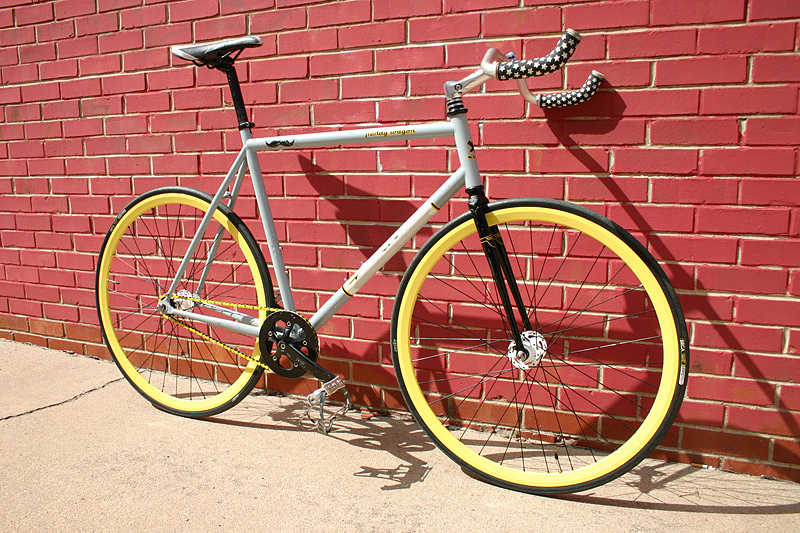 Bild: Kona Paddy Wagon 08 Fixie