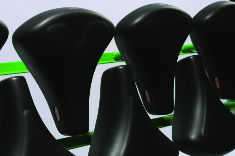 Sattel-Bank Mish Mash von Jeremy Petrus