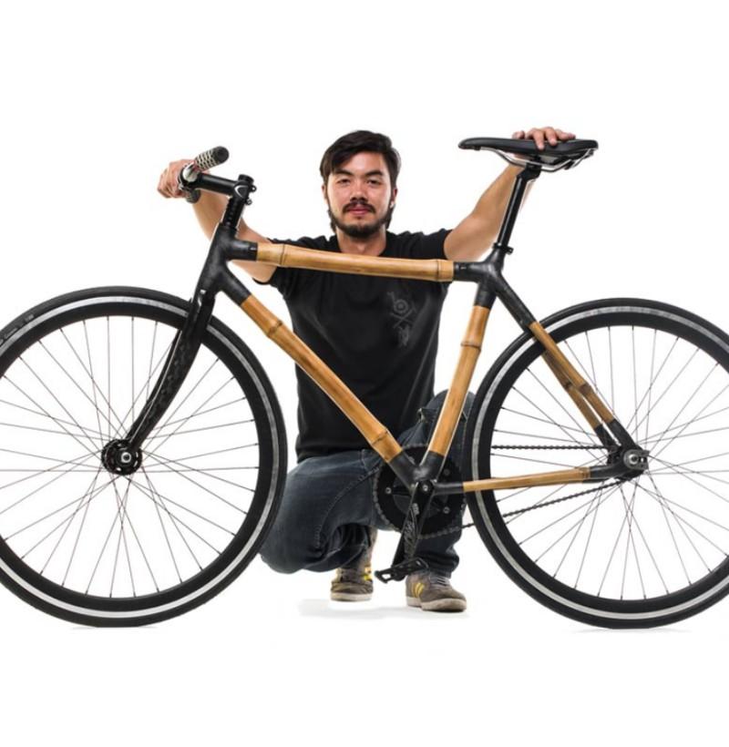 Bamboocycles Imsurgentes Bambus-Bike