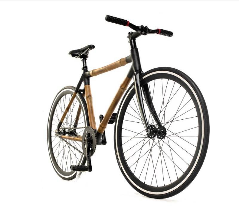 Bamboocycles Imsurgentes Bambus-Fahrrad