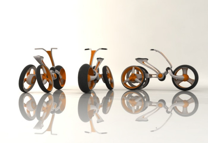 Rabbit Concept Bike