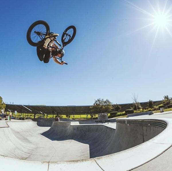 Verde Bikes: Matt Cordova