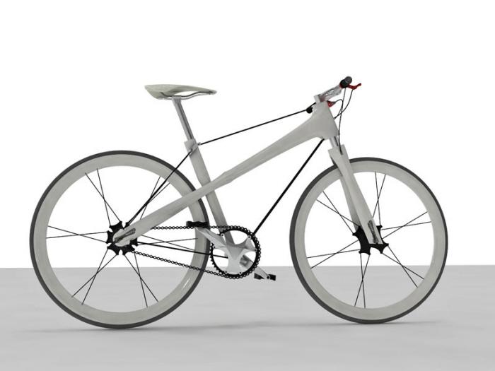 Wire Bike von Ionut Predescu
