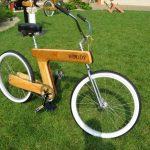 Holzfahrräder von Woody Bicycles