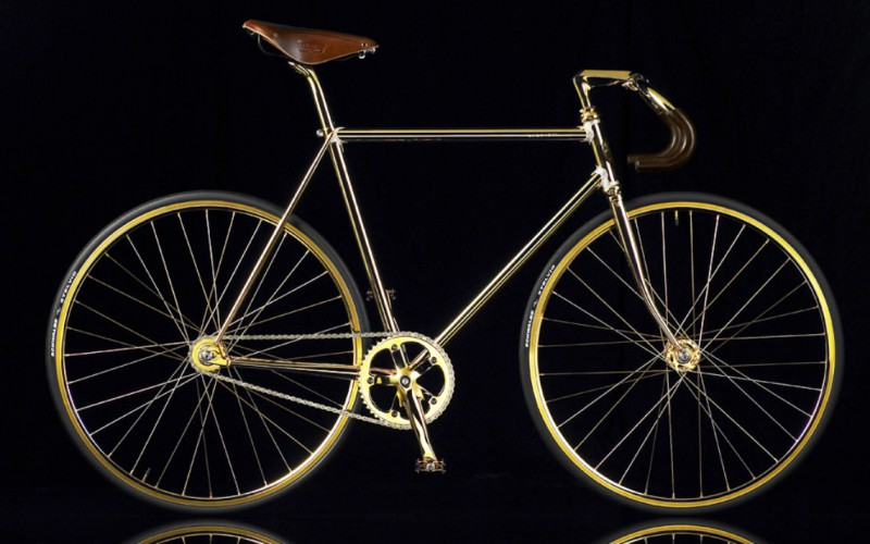 Aurumania Fixie aus Gold