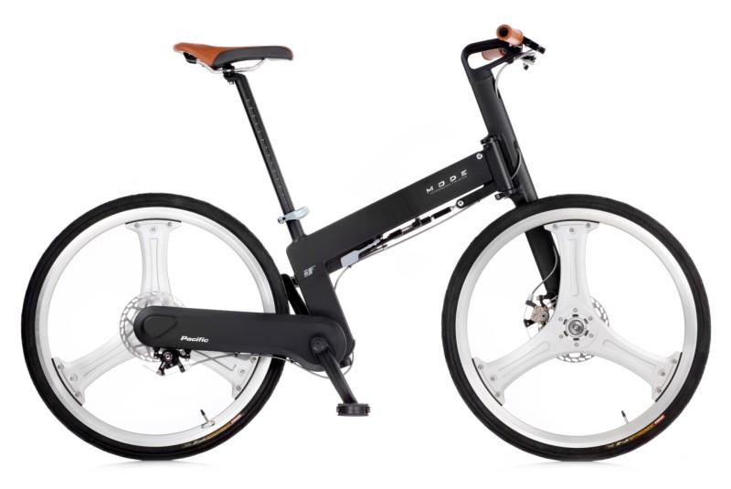 iF Mode Faltrad schwarz