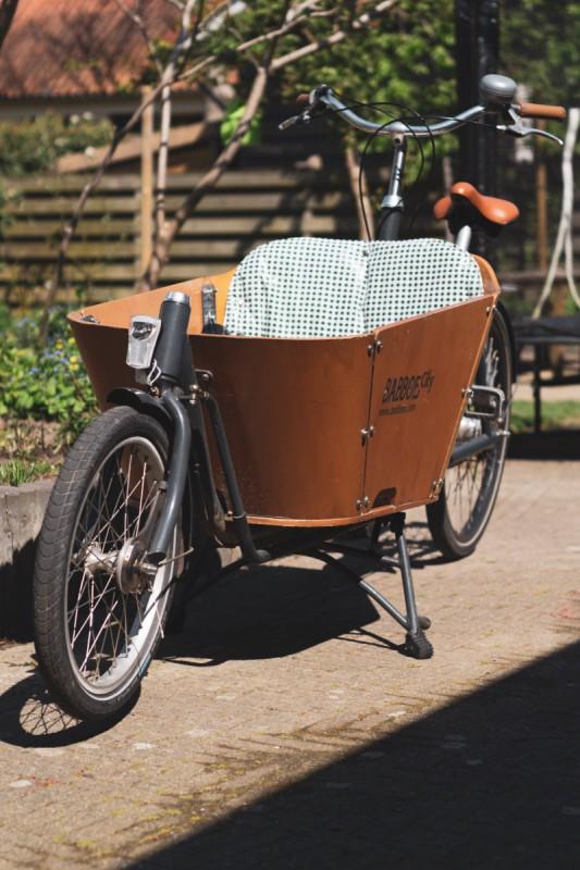 Babboe Lastenrad bzw. Familienrad