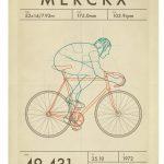 Stundenweltrekord Poster