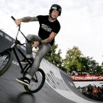T-Mobile Extreme Playgrounds Street Session in Berlin