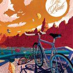 Kunst am Rad: The Ride Fahrrad-Illustrationen von Shan Jiang